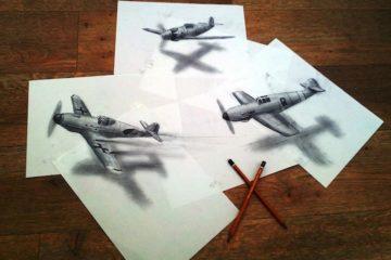 3D planes