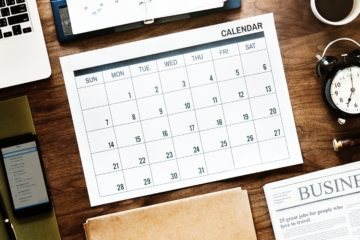 Calendar - Watch - Productivity